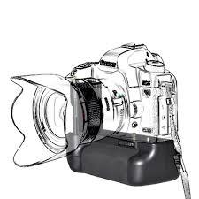 vertical battery grip for canon 5d mark ii slr camera tripod