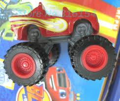 monster trucks for kids blaze 6pcs lot blaze monster machines car toys transformation racing