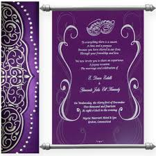 indian wedding cards design wedding card design scroll style fascinating design indian