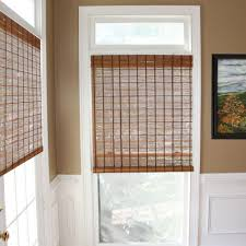 relax the look of a room with this winfield collection woven wood