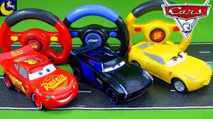 remote control disney cars 3 toys rc lightning mcqueen jackson