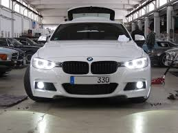 bmw f30 fog light bulb diy led fog f32 to f30 install only