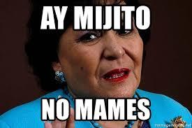 Memes Carmen - ay mijito no mames carmen salinas meme meme generator
