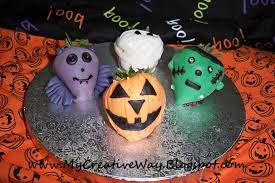 Cake Halloween by Pink Little Cake Halloween Series Day 6 Chocolate Covered