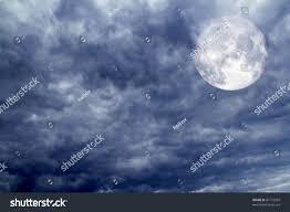 halloween background mopn cloudy dramatic sky spooky moon halloween stock photo 86172979