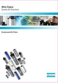 compressed air filters copco