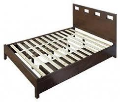 Storage Platform Bed Frame Chocolate by Modus Riva Platform Bed Foter