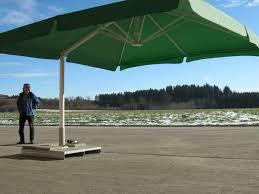 Square Patio Umbrellas Furniture Charming Cantilever Patio Umbrella For Patio Furniture