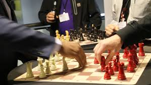 block quote from a play grandmaster maurice ashley hosts successful chess exhibition at