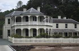 mansion house kawau island historic reserve