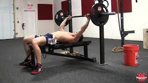 Legs Up Bench Press How To Barbell Bench Press The Set Up Youtube