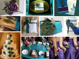 peacock wedding theme tbdress color your wedding with peacock themed wedding