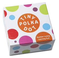 amazon com tiny polka dot toys u0026 games
