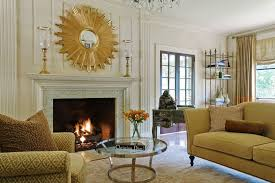 How To Decorate A Great Room How To Decorate A Fireplace Mantel For A Transitional Living Room