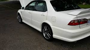 honda cars 2000 honda accord 2000 euro r for sale in mandeville jamaica