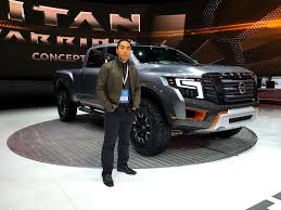 nissan titan warrior specs nissan titan warrior concept truck north american international
