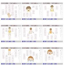 body japanese teaching ideas