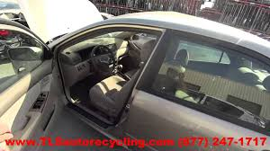 parting out 2007 toyota corolla stock 6276rd tls auto recycling