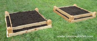 Elevated Dog Bed With Stairs 42 Diy Raised Garden Bed Plans U0026 Ideas You Can Build In A Day