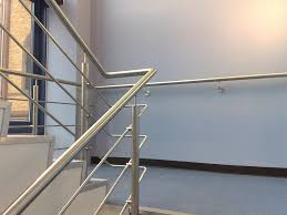 Modern Stair Handrails Steel Handrail For Modern Stairs Designs How To Fold Stair