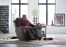 la z boy barrett power headrest and lumbar recliner boulevard