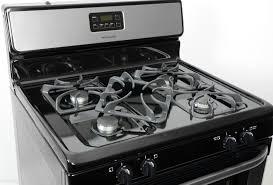 Frigidaire Gas Cooktops Frigidaire Ffgf3047ls Freestanding Gas Range Review Reviewed Com
