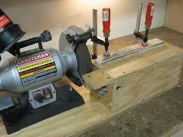 Used Bench Grinder For Sale Shigshop Com Bench Grinder Table Plans Shigshop