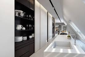 Modern Penthouses Designs Ultramodern Dusseldorf Penthouse Design By Ando Studio