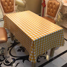 online get cheap dining table covers plastic aliexpress com