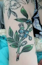 blueberry branch done at the milwaukee villain arts convention by