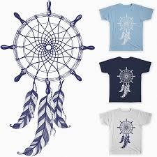 score nautical dreamcatcher by ryan gladney on threadless