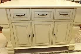 Kitchen Side Table Kitchen Island With Columns To Ceiling Modern White Square Sink
