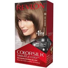 light ash brown hair color revlon colorsilk beautiful color 50 light ash brown permanent hair