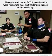 Emt Memes - having fun at the emt
