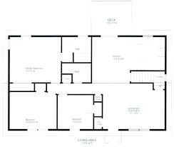 one floor house plans raised ranch house plans raised ranch remodel floor plans simple