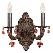Mexican Sconces Mexican Wrought Iron Wall Sconces Including Fine Art Lamps