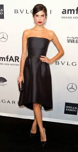 amfar gala 2014 best sara sampaio in alberta ferreti best