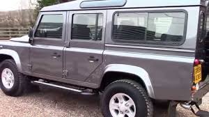 land rover defender 2015 4 door used 2015 15 reg land rover defender 110 2 2 td xs station wagon