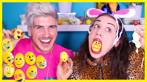 Challenge Miranda Sings Emoji Easter Egg Diy W Miranda Sings