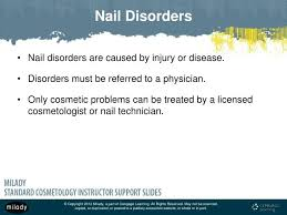 ppt chapter 10 nail disorders and diseases powerpoint