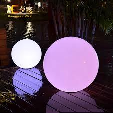 Christmas Lighted Balls Outdoor by Aliexpress Com Buy Festival Decorative Indoor Outdoor Styrofoam