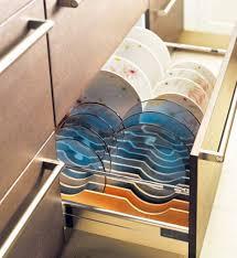 Kitchen Drawer Storage Ideas Kitchen Wooden Kitchen Drawer Dish 20 Functional Kitchen
