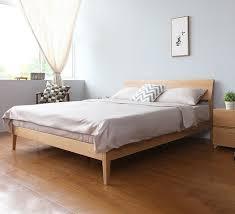 Solid Wood Bed Frames Antoine Wood Bed Frame Solid Oak Wood Stuff To Buy Pinterest