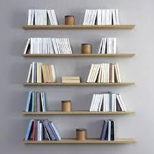 etagere murale chambre composition bibliothèque avec des étagères murales chambre