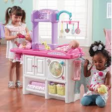 love u0026 care deluxe nursery kids pretend play step2