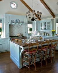 cabin remodeling cabin remodeling country blue kitchen cabinets