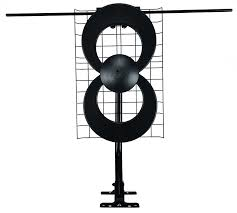 amazon com clearstream 2v indoor outdoor hdtv antenna with mount