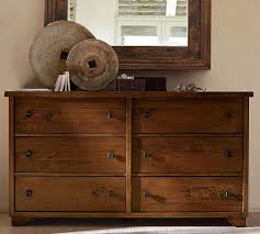 Bedroom Dresser Sumatra Wide Dresser Pottery Barn
