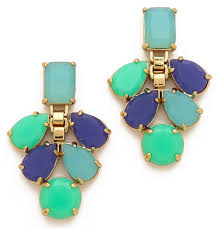 Colorful Chandelier Earrings 7 Of Kate Spade U0027s Candy Colored Jewelry