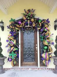 mardis gras decorations mardi gras decoration ideas wreath party splendid photos